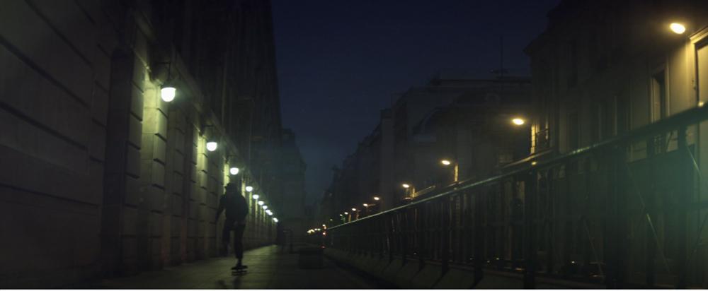 republiqiue de paris night