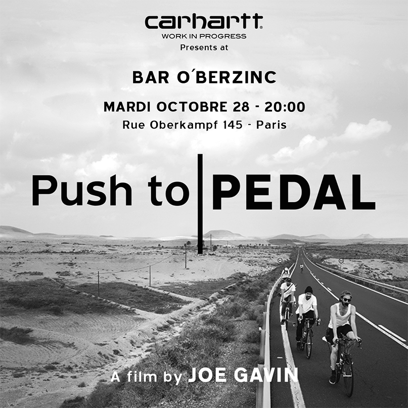 French_PUSH_TO_PEDAL_Istagran_Paris