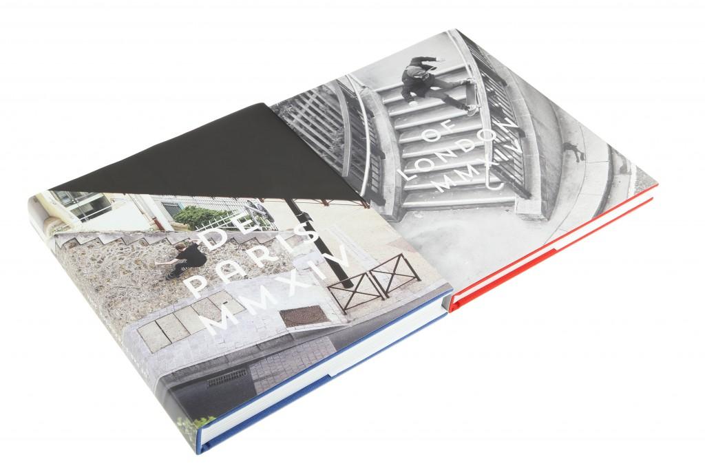 DeParisYearbook cover