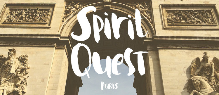 spirit quest paris