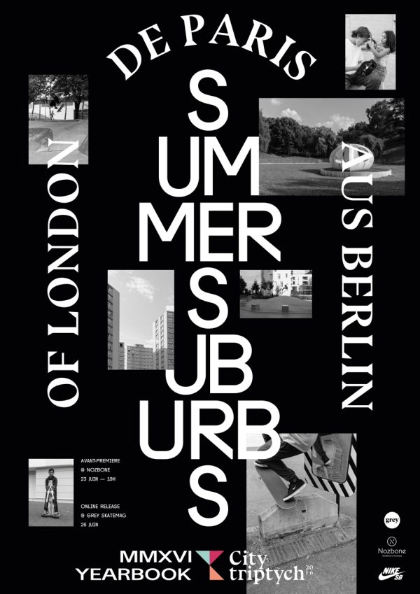 DEPARIS SUMMER SUBURBS