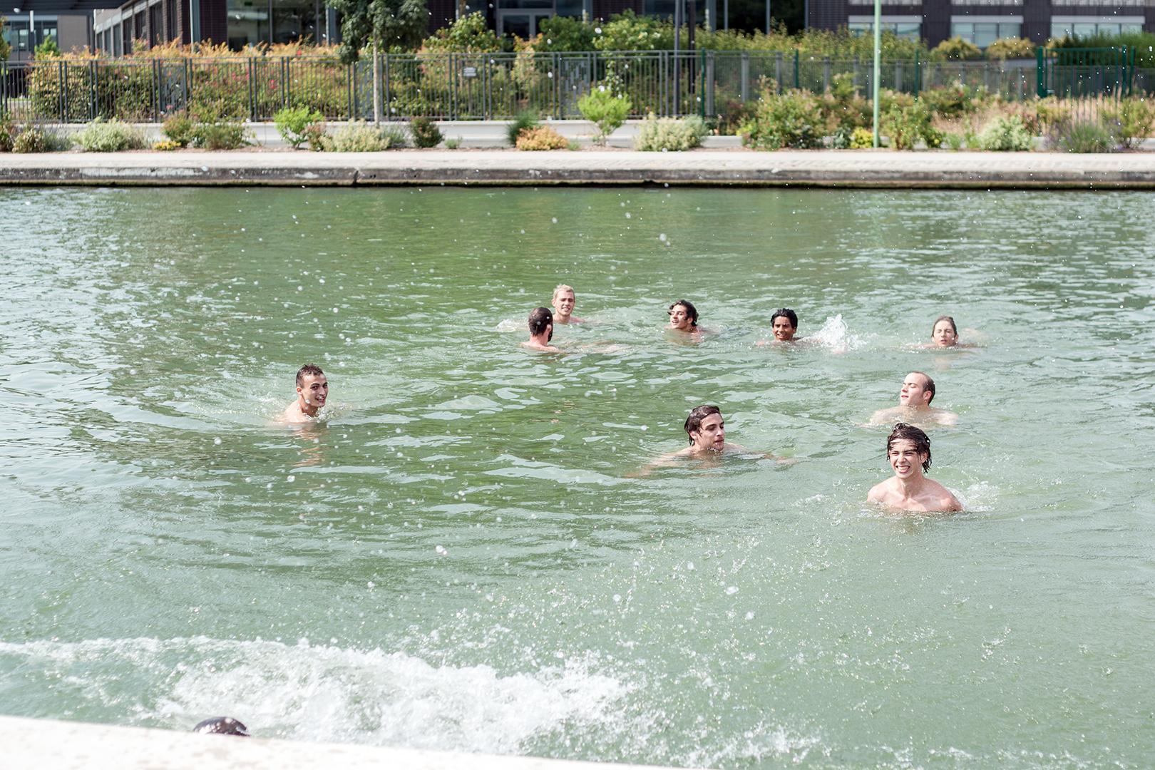 GSD9- waterguys - de paris yearbook- clement chouleur