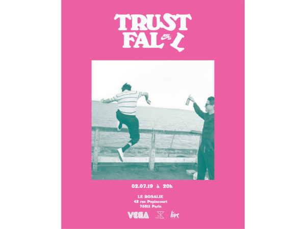 FLYER TRUST FALL - ROSALIE ROSE +