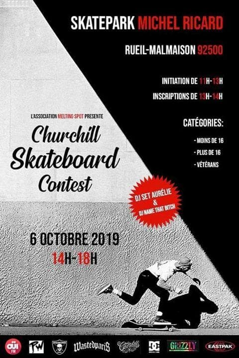 Churchill Contest