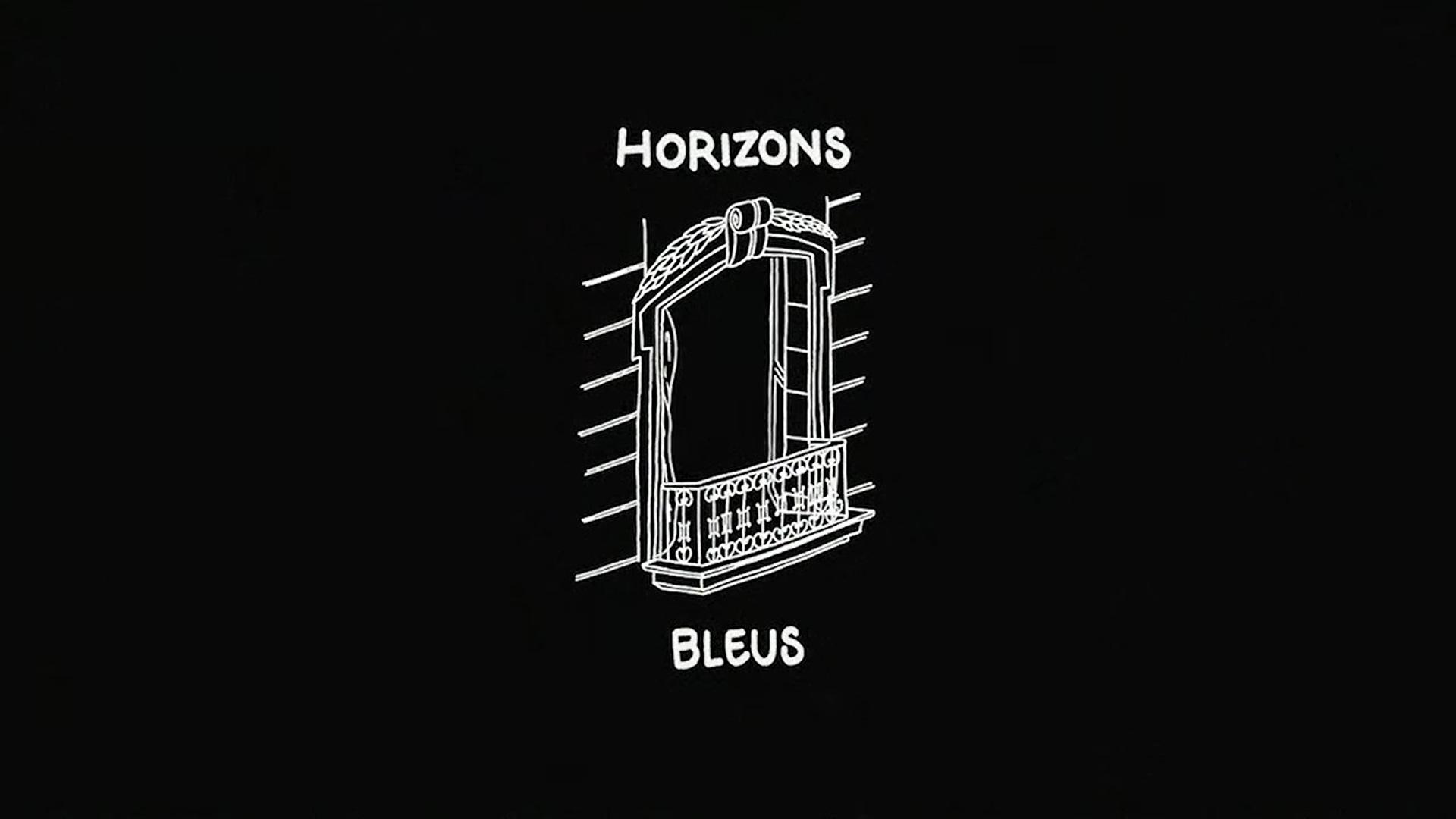 Horizons bleus