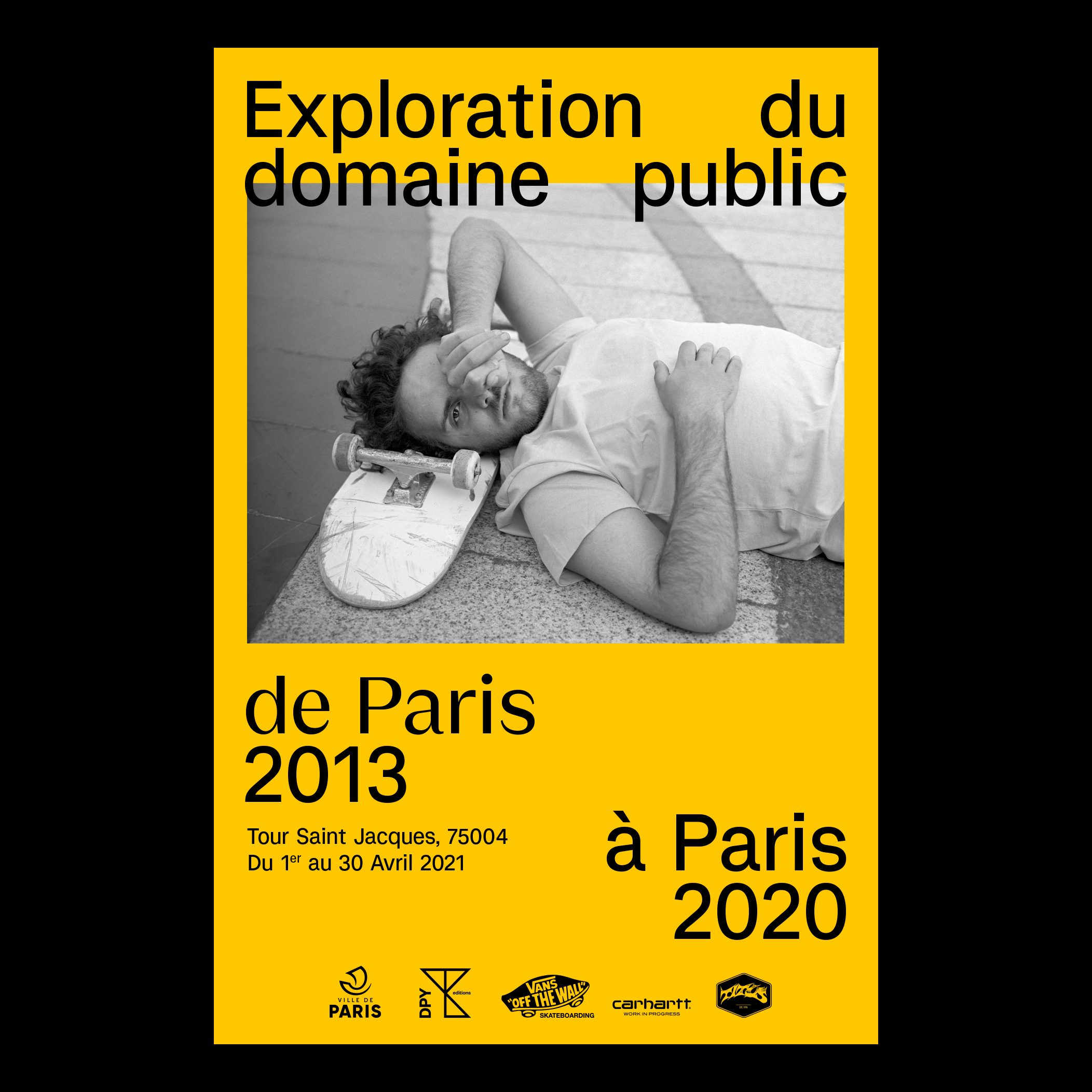 affiche EXPO DPY-1